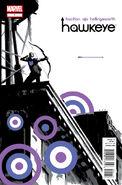 Hawkeye Vol 4 1