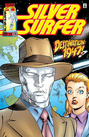 Silver Surfer Vol 3 129