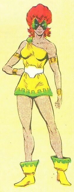 Elaine McLaughlin (Earth-616) from Official Handbook of the Marvel Universe Vol 2 20 001