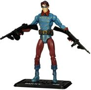 James Buchannan Barnes (Earth-616) from Marvel Universe (Toys) Series 2 Wave VII 0001