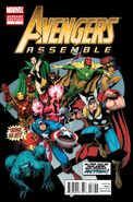Avengers Assemble Vol 2 1 Adams Variant