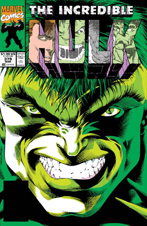 Incredible Hulk Vol 1 379