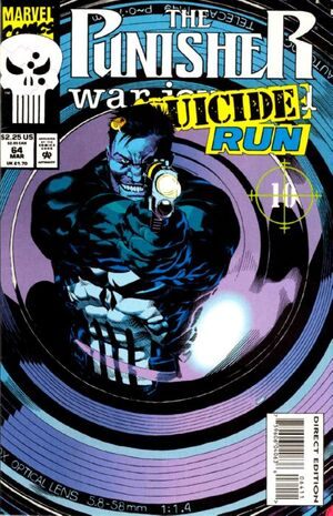 Punisher War Journal Vol 1 64