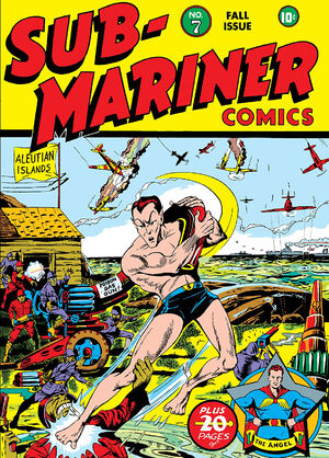 Sub-Mariner Comics Vol 1 7