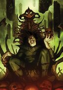 Doctor Voodoo Avenger of the Supernatural Vol 1 4 Textless