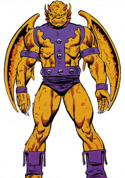 Isaac Christians (Earth-616) from Official Handbook of the Marvel Universe Master Edition Vol 1 14 0001