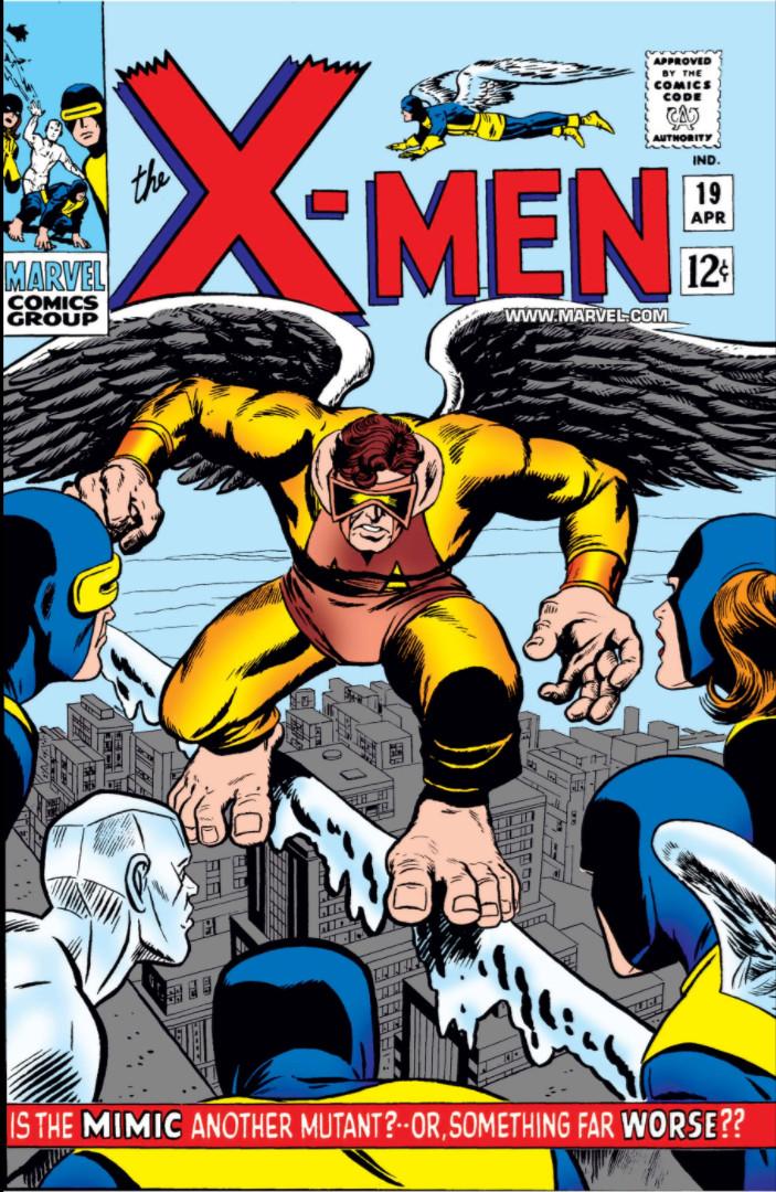 X Men Vol 1 19 Marvel Database Fandom Powered By Wikia