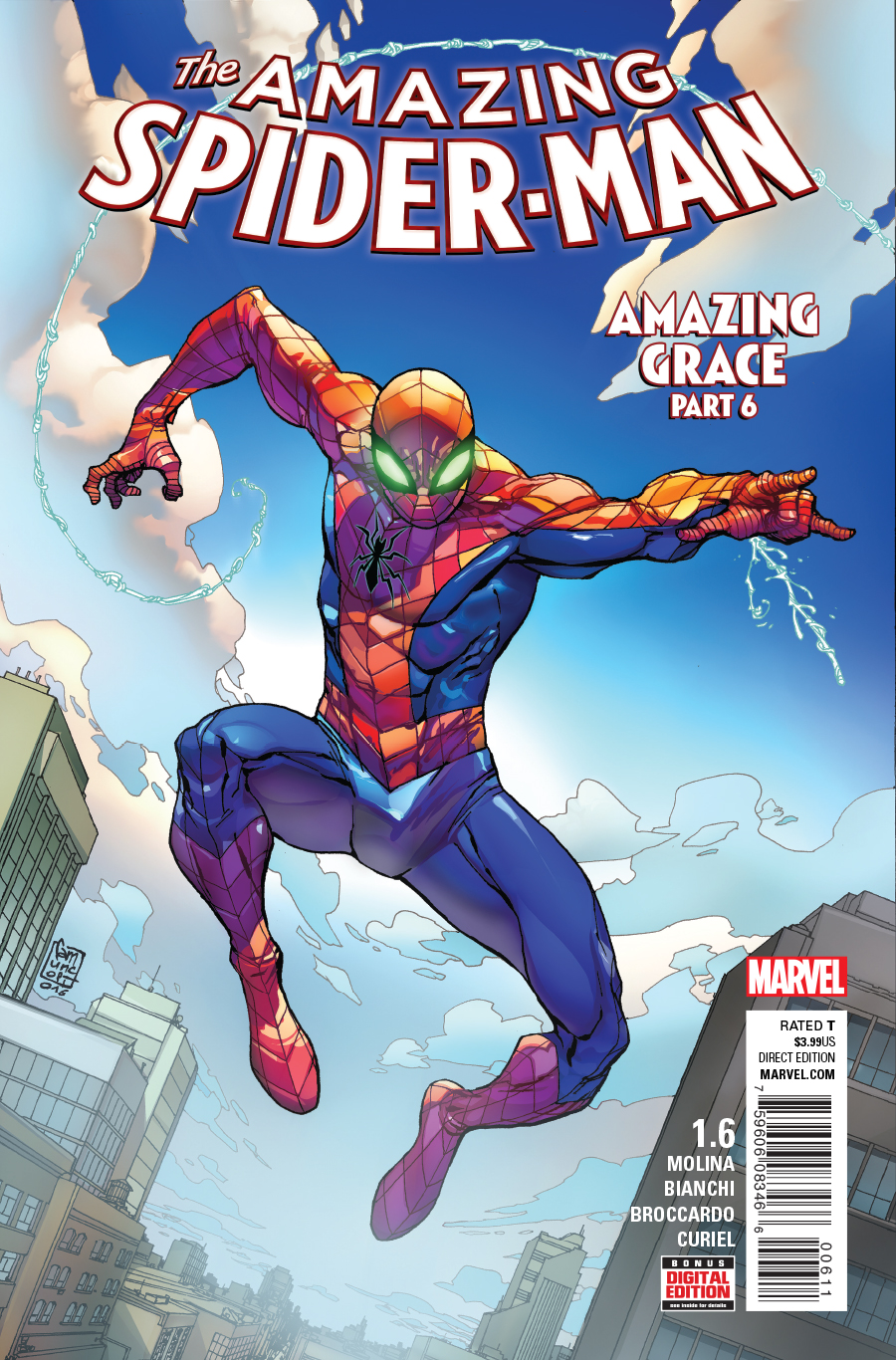 6 Amazing Simple And Smart Everyday Outfits For Men: Amazing Spider-Man Vol 4 1.6