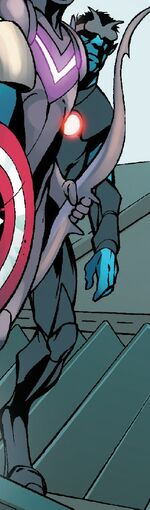 Gorgon (A.I.) (Earth-14831) from Avengers Ultron Forever Vol 1 1 001