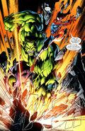 Hulk vs Spidey