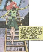 Phoenix Force as Jean Grey (Earth-616) from X-Men Vol 1 131 0001