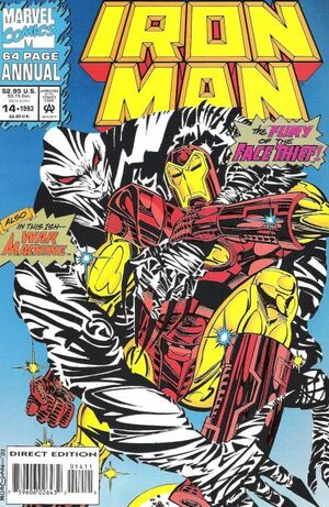 Iron Man Annual Vol 1 14