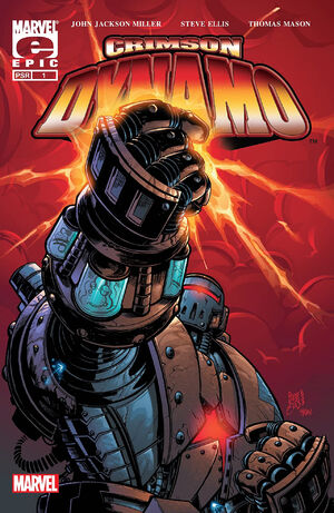 Crimson Dynamo Vol 1 1