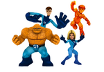Fantastic Four (Earth-91119) from Marvel Super Hero Squad Online 001