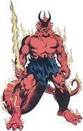 Surtur (Earth-616) from Official Handbook of the Marvel Universe Vol 2 13 0001