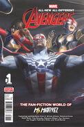 All-New, All-Different Avengers Annual Vol 1 1