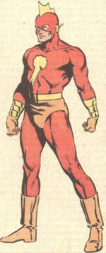Harris Moore (Earth-616) from Official Handbook of the Marvel Universe Vol 2 16 0001