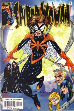 Spider-Woman Vol 3 12