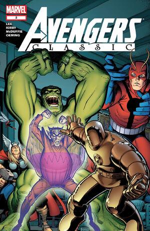 Avengers Classic Vol 1 2