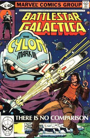 Battlestar Galactica Vol 1 16