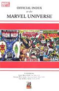 Official Index to the Marvel Universe Vol 1 3