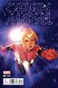 Captain Marvel Vol 9 1 Hughes Variant