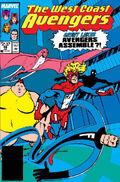 West Coast Avengers Vol 2 46