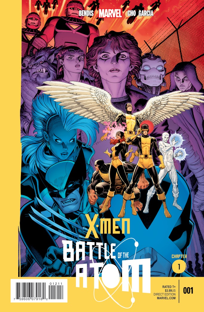 Resultado de imagen para battle of atom x-men