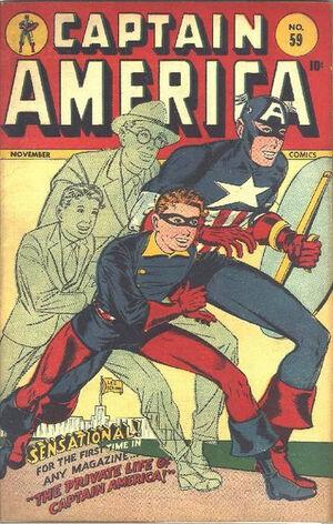 Captain America Comics Vol 1 59