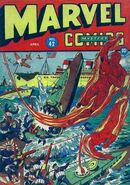 Marvel Mystery Comics Vol 1 42