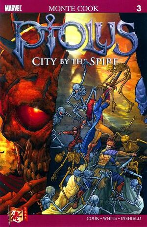 Ptolus City by the Spire Vol 1 3