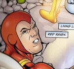 Red Raven (Earth-22519) - Fantastic Four Annual Vol 1 2001