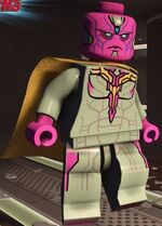 Vision (Earth-13122) from LEGO Marvel's Avengers 0001