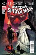 Amazing Spider-Man Vol 1 638 Joe Quesada Variant