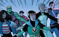 Young Avengers (Earth-616) from Young Avengers Vol 2 8 002