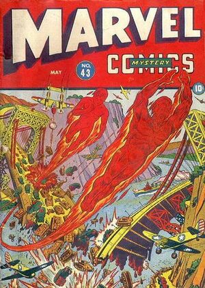 Marvel Mystery Comics Vol 1 43
