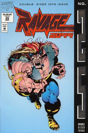 Ravage 2099 Vol 1 25