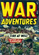 War Adventures Vol 1 2