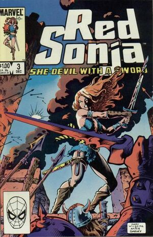 Red Sonja Vol 3 3
