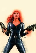 Black Widow 2 Vol 1 6 Textless