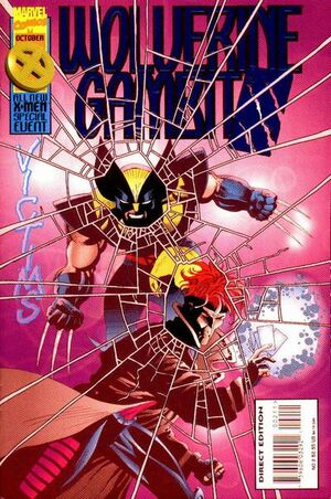 Wolverine Gambit Victims Vol 1 2