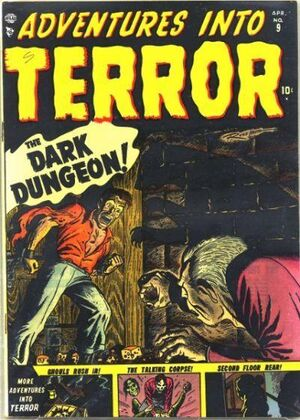 Adventures into Terror Vol 1 9