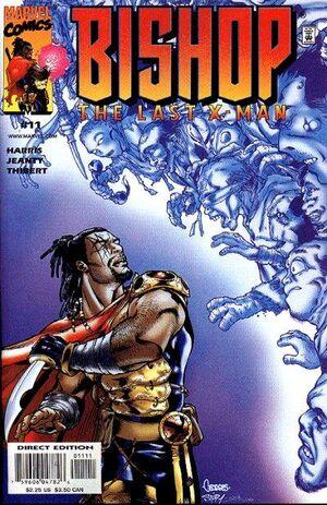 Bishop the Last X-Man Vol 1 11