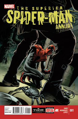 Superior Spider-Man Annual Vol 1 1