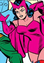Wanda Maximoff (Earth-689) from Avengers Annual Vol 1 2 0001