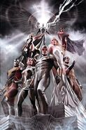 X-Men Vol 3 1 Textless