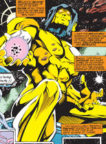 Living Tribunal (Multiverse) from The Adventures of the X-Men Vol 1 12 0001