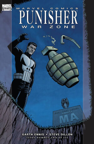 Punisher War Zone Vol 2 2