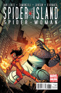 Spider-Island Spider-Woman Vol 1 1