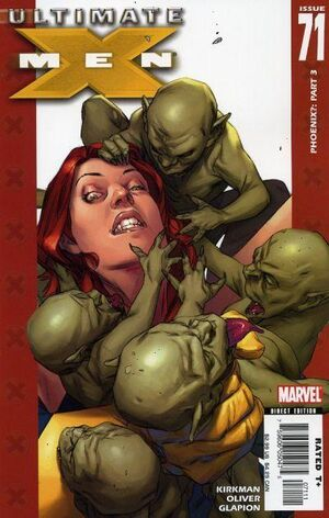 Ultimate X-Men Vol 1 71